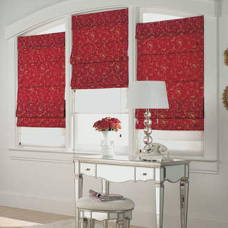 JCPenney JCP HOME HomeTM Custom Spencer Double Roman Shade