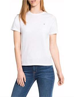 Tommy Hilfiger Allie Crew Neck Tee
