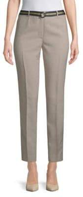 T Tahari Ivana High-Rise Pants