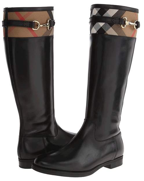 Burberry - Dougal Women's Pull-on Boots