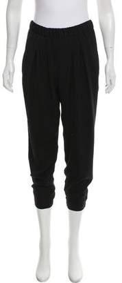 Helmut Lang Mid-Rise Jogger Pants