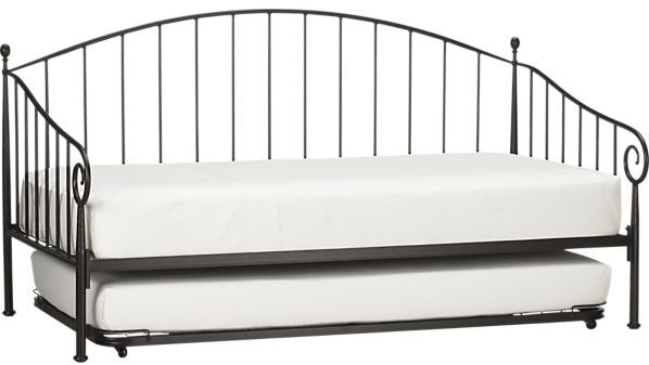 Crate & Barrel Porto Daybed and Trundle