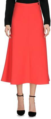 Elisabetta Franchi 3/4 length skirt