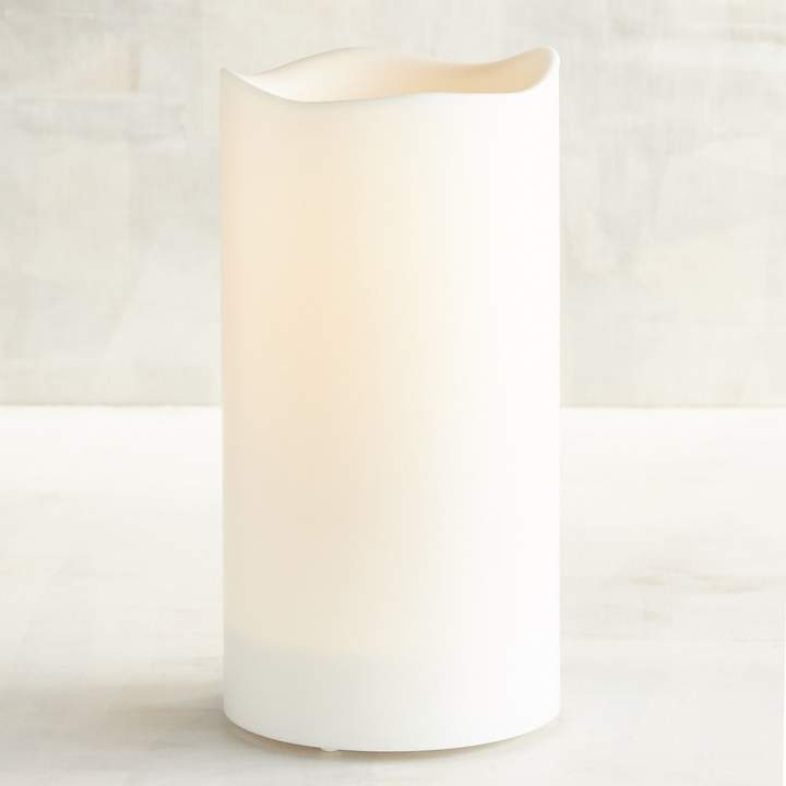 Deco Wick 3x6 Outdoor LED Pillar Candle