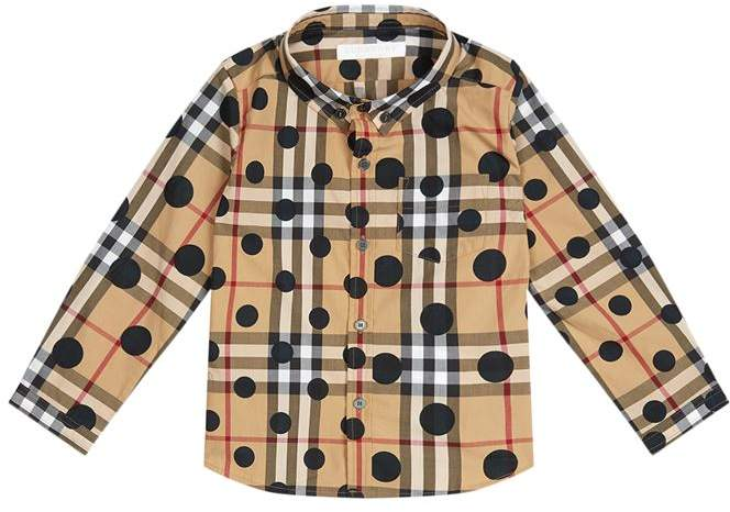 Checked Spot Shirt