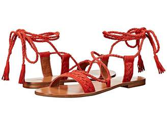 Frye Ruth Whipstitch Ankle Women's Sandals