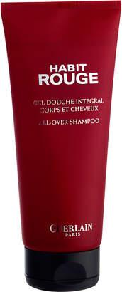 Guerlain Habit Rouge all over body shampoo 200ml