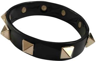 Valentino Leather bracelet