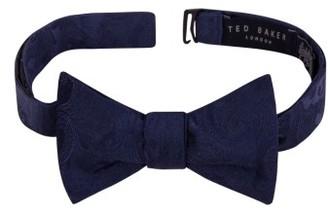 Men's Ted Baker London Sartorial Silk Bow Tie $59.50 thestylecure.com