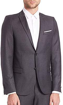 The Kooples Men's Wool Sportcoat