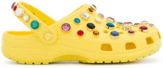 Christopher Kane embellished Crocs clog
