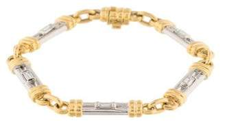 Boucheron Diamond Link Bracelet