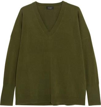 J.Crew Cashmere Sweater - Green