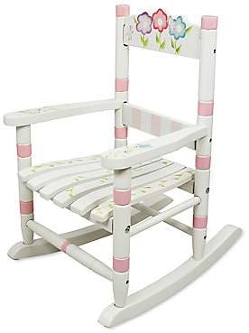 Dacor Teamson Teamson Bouquet Small Rocking Chair