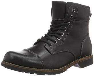 Aldo Men's Swithbert Ankle Boots, (Black Leather/97), 41 EU