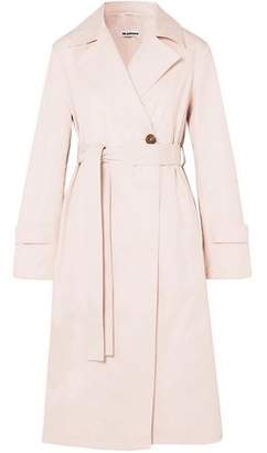 Jil Sander Cotton Trench Coat