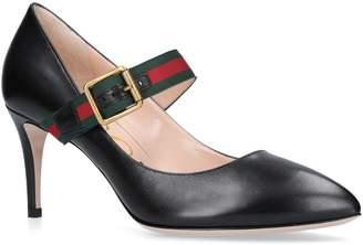 Gucci Sylvie Pumps 75