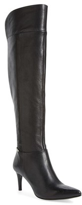 Calvin Klein 'Clancey' Over the Knee Boot $274.95 thestylecure.com