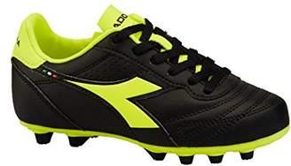 Diadora Soccer Unisex Brasil R MD PU Jr Sneaker
