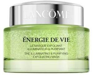 Lancôme Energie de Vie The Illuminating& Purifying Exfoliating Mask/2.6 oz.