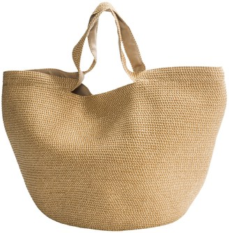 Betmar Braid Shopping Tote Bag (For Women) $14.99 thestylecure.com