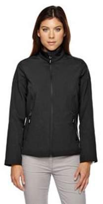 Ash City - Core 365 Ladies' Cruise Two-Layer Fleece Bonded SoftShell Jacket