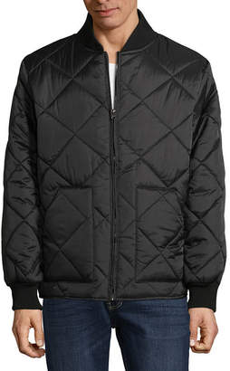 VINTAGE LEATHER Victory Nylon Quilted Jacket
