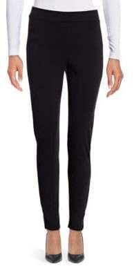Theory Shawn C Fixture Ponte Leggings