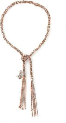 Carolina Bucci All Gold Virtue Lucky Bracelet