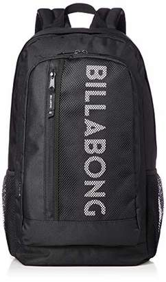 Billabong (ビラボン) - [ビラボン] リュック 21L (ブランドロゴ) [ AJ011-948 / DAYBAG ] おしゃれ ミニ バッグ BLK_ブラック