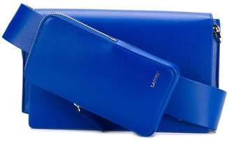 Lanvin purse satchel