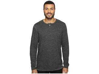Tommy Bahama Sunday's Best Long Sleeve Henley Men's Long Sleeve Pullover