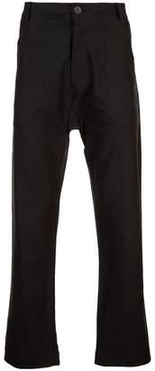 Jan Jan Van Essche straight leg trousers