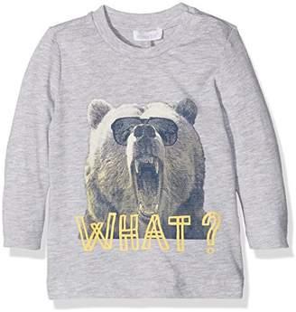 Absorba Baby Boys 0-24m T-Shirt Star Polo Shirt,(Manufacturer Size:2A)