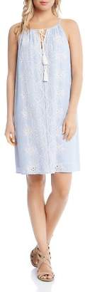 Karen Kane Eyelet Shift Dress