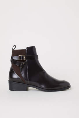 H&M Boots with Straps - Brown
