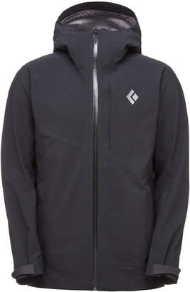 Black Diamond Men's Recon Stretch Ski Shell Jacket from Eastern Mountain Sports