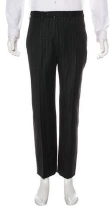 Kiton Striped Dress Pants