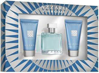 Azzaro Chrome 3-Piece Men's Cologne Gift Set