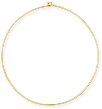Edie Parker 14k Wire Choker Necklace