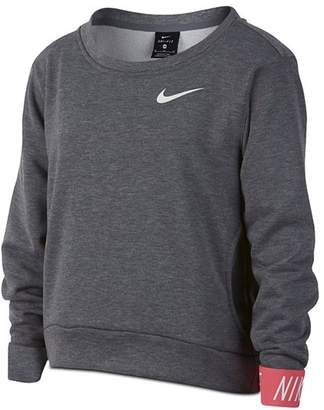 Nike Girls' Studio Sweatshirt - Big Kid