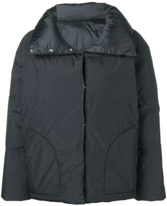 Peserico hooded padded jacket