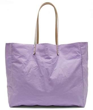 Kate Sheridan Giga Waxed Cotton Tote Bag