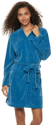 Sonoma Goods For Life Women's SONOMA Goods for Life Chenille Wrap Robe
