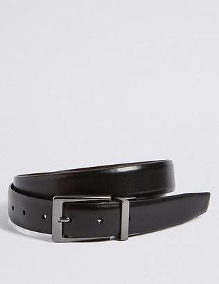 Marks and Spencer Coated Leather Reversible Belt