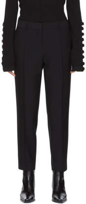 Jil Sander Black Emilio Short Trousers
