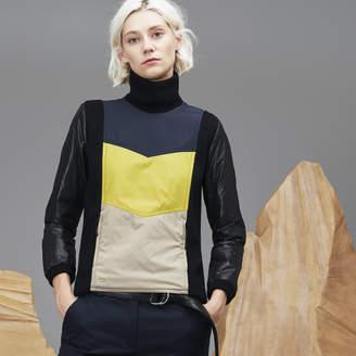 Lacoste (ラコステ) - NY Collection カラーブロックスウェットシャツ