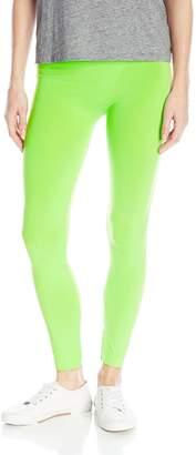 D&K Monarchy Women's Seamless Full Length Thin Leggings
