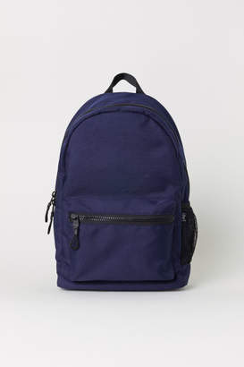 H&M Backpack with Laptop Sleeve - Blue