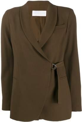 Fabiana Filippi straight-fit blazer